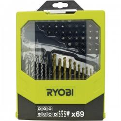 Ryobi 5132002687 RAK69MIX Assortimento punte e inserti