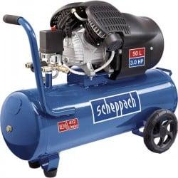 Scheppach Compressore HC53DC 50 l 10 bar