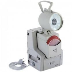 CEAG;40071352030;faretto portatileCon funzione luce di emergenza