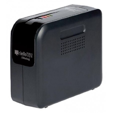 Riello Ups Idg800 Idialog Gruppo di Continuità Nero Antracite 800va