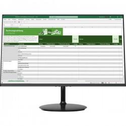 Denver MLE-2401 Monitor LED 59.9 cm (23.6 pollici) ERP F (A - G) 1920 x 1080 Pixel 5 ms HDMI ™, VGA, Cuffie (jack da 3,5