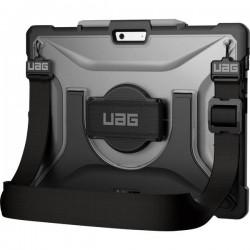 Urban Armor Gear Plasma OutdoorCase Cover per tablet Microsoft Surface Pro X Ghiaccio