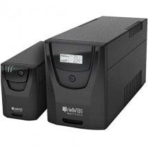Riello Ups Npw1000 1000va Net Power Tower Line Interactive Gruppo Continuità Nero