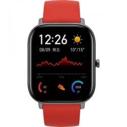 Amazfit GTS Fitness Tracker 43 mm Rosso-arancione