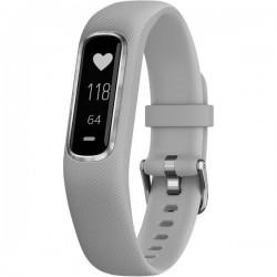 Garmin Vivosmart 4 Fitness Tracker S/M Grigio chiaro