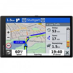 Navigatore satellitare DriveSmart 65 MT-S EU mit Amazon Alexa Garmin 17.7 cm 6.95 pollici Europa