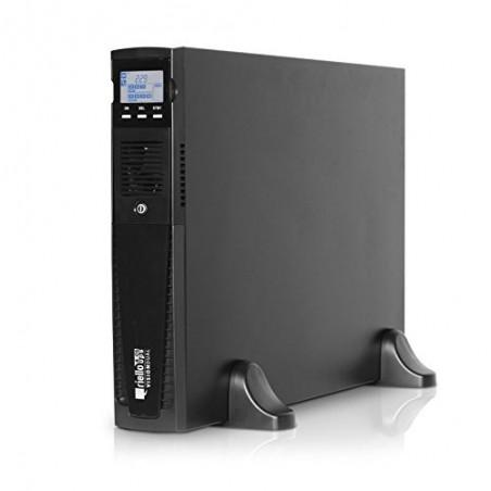 Gruppo di continuità Riello Aros Ups, vsd1100, 1100va, sia da utilizzare su pavimento, tavolo o armadi rack per server.