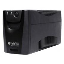 Gruppo di continuità Riello Ups, Net Power 600va, colore nero, 220v, Migliori Prezzi su catalogo Aros.