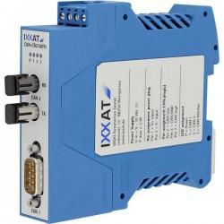 Convertitore CAN CAN Bus, SUB-D 9, Fibra ottica, F-ST Ixxat 1.01.0068.46010 12 V/DC, 24 V/DC