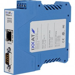 Ixxat 1.01.0086.10200 Convertitore CAN CAN Bus, Ethernet 12 V/DC, 24 V/DC 1 pz.