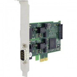 Ixxat 1.01.0231.12001 CAN-IB100/PCIe Scheda di interfaccia 3.3 V 1 pz.