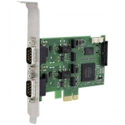Ixxat 1.01.0233.22010 CAN-IB600/PCIe Scheda di interfaccia CAN, SUB-D 9, PCIe 3.3 V 1 pz.
