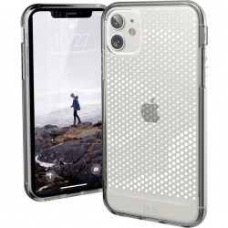 Urban Armor Gear Lucent Backcover per cellulare Apple iPhone XR, iPhone 11 Trasparente
