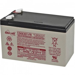 EnerSys Hawker Longlife DataSafe HX 12HX35FR Batteria al piombo 12 V 7.6 Ah Piombo-AGM (L x A x P) 151 x 100 x 65 mm