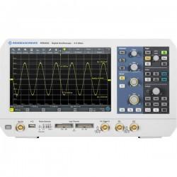 Rohde & Schwarz RTB2K-102 Oscilloscopio digitale 100 MHz 2 canali 1.25 Gsa/s 10 Mpts 10 Bit Memoria digitale (DSO),