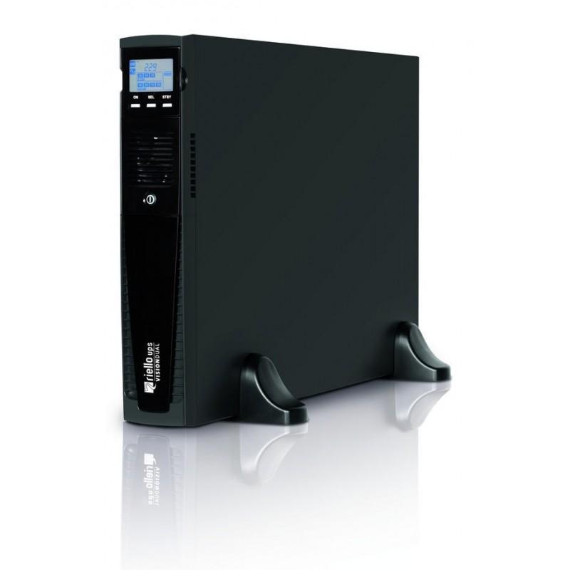 Gruppo di continuità Riello Vision Dual 2200va, colore nero, Vsd, Miglior Prezzo Online.