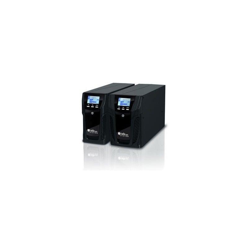 Ups Riello Gruppo di Continuità Vision Tower 2000 va, nero, miglior prezzo su catalogo vendita online.