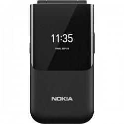 Nokia 2720 Flip Cellulare a conchiglia Nero