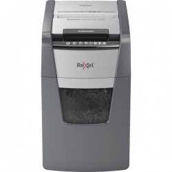 Distruggi documenti Rexel Optimum AutoFeed+ 150M Microcut 2 x 15 mm 44 l Num. pag. max.: 150 Livello sicurezza 5