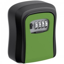 Basi 2101-0000-GRÜN SSZ 200 Cassaforte per chiavi Serratura a combinazione numerica