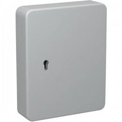 Basi Cassetta porta chiavi 2171-0045 Numero di ganci 35 Grigio (contenitore metallico)