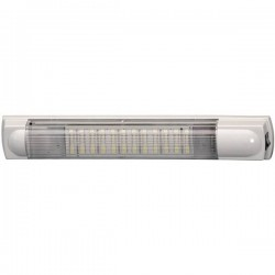 Hella Luce ambiente interno 2JA 007 373-161 INNENLEUCHTE MD 2JA LED (monocolore) 12 V, 24 V (L x L x A) 360 x 65 x 45 mm