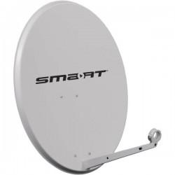 Smart SKC 80 Antenna SAT 80 cm Materiale riflettente: Acciaio Grigio chiaro