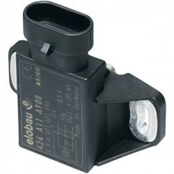 Elobau Sensore angolare 424A10A120 424A10A120 tensione analogica AMP Superseal