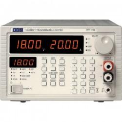 Aim TTi TSX 1820P Alimentatore da laboratorio regolabile 0 - 18 V/DC 0 - 20 A 360 W Num. uscite 1 x