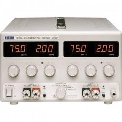 Aim TTi EX752M Alimentatore da laboratorio regolabile 0 - 150 V/DC 0 - 2 A 300 W Num. uscite 2 x