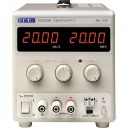 Aim TTi EX2020R Alimentatore da laboratorio regolabile 0 - 20 V/DC 0 - 20 A 400 W Num. uscite 1 x