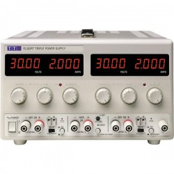 Aim TTi EL302RT 0 - 30 V/DC 0 - 2 A 130 W Num. uscite 3 x Alimentatore da laboratorio regolabile