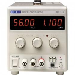 Aim TTi EL561R 0 - 56 V/DC 0 - 1.1 A 60 W Num. uscite 1 x Alimentatore da laboratorio regolabile