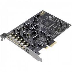 Sound Blaster SoundBlaster Audigy RX 7.1 Scheda audio interna PCIe x1 uscita digitale, collegamento esterno per cuffie