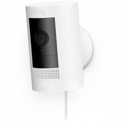 ring Stick Up Cam Plugin 8SW1S9-WEU0 WLAN IP Videocamera di sorveglianza 1920 x 1080 Pixel