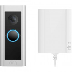 ring 8VRBPZ-0EU0 Video citofono IP Video Doorbell Pro Plugin 2 WLAN Unità esterna Nickel (raso)