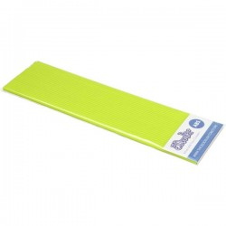 3Doodler AB11-YLLW Super Yellow KIT Filamenti stampante 3D Plastica ABS 1.75 mm 63 g Giallo 25 pz.