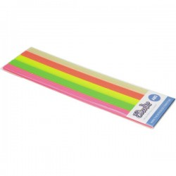 3Doodler AB-MIX3 Put on your shades KIT Filamenti stampante 3D Plastica ABS 1.75 mm 63 g Rosa, Verde, Giallo, Rosso,