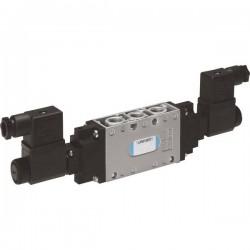 Univer Valvola pneumatica ad azionamento diretto AC-7520 G 1/8 Larghezza nom 6 mm 1 pz.