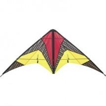Aquilone acrobatico HQ Quickstep II Larghezza estensione 1350 mm Intensità forza del vento 2 - 5 bft