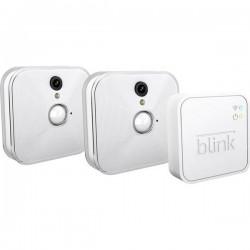Blink Sync + HD B2SC2M21 WLAN IP-Kit videocamere sorveglianza10 canalicon 2 camere1280 x 720 Pixel