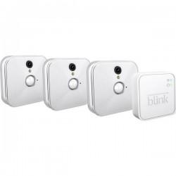 Blink Sync + HD B3SC3M31 WLAN IP-Kit videocamere sorveglianza10 canalicon 3 camere1280 x 720 Pixel