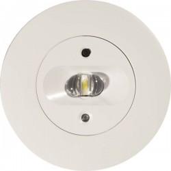 B-SAFETY BL552038 luce di sicurezza Montaggio da incasso a soffitto