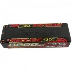 Gens ace Batteria ricaricabile LiPo 7.6 V 8200 mAh Numero di celle: 2 130 C Hardcase