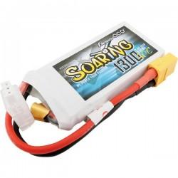 Gens ace Batteria ricaricabile LiPo 7.4 V 1300 mAh Numero di celle: 2 30 C Softcase XT60
