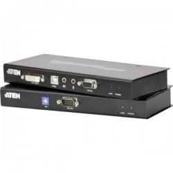 ATEN CE600-AT-G DVI, USB 2.0 Extender (Estensore) su cavo di rete RJ45 60 m