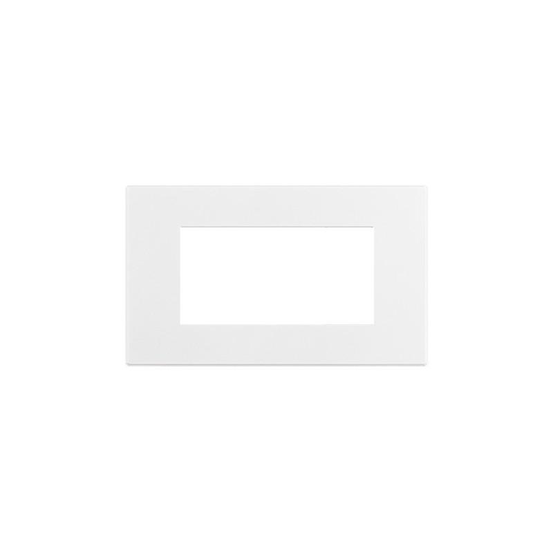 Placche Bianche Opache, 4 Moduli Posti, Serie B ticino Axolute Air, Miglior Offerta e Prezzo Online.