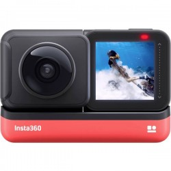 Insta360 INSTA360 ONE R Twin Edition Fotocamera panoramica a 360° 12 MPixel
