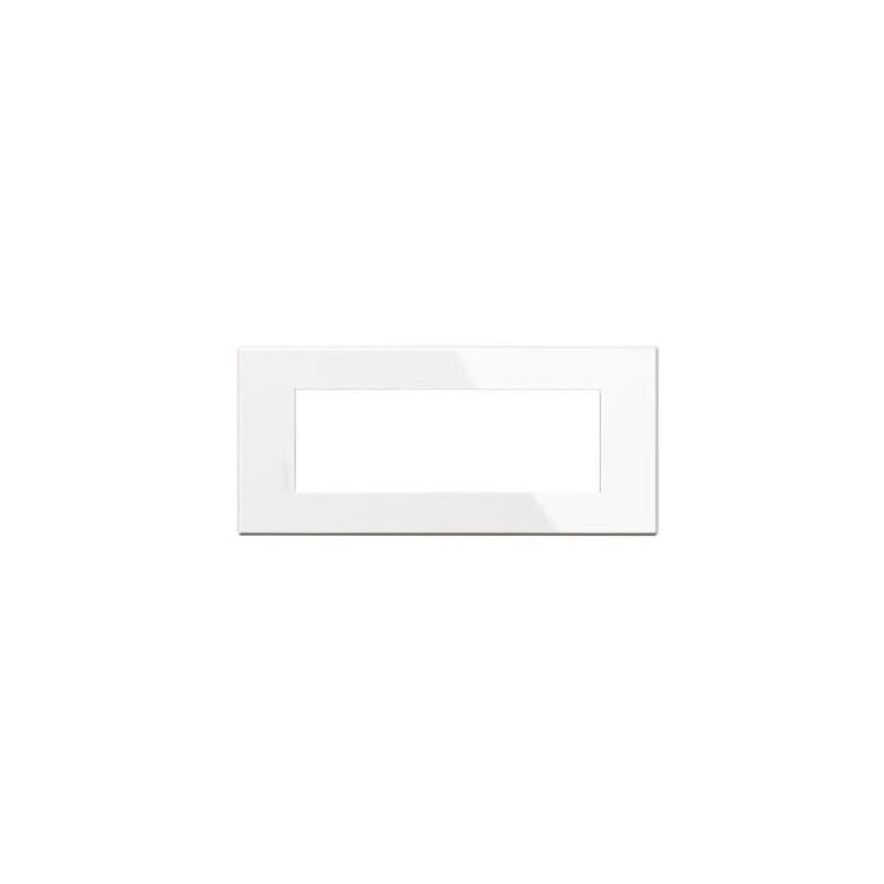 Placche Bticino Axolute Air, colore Bianco, 6 Moduli, codice HW4806HD, Miglior Prezzo.