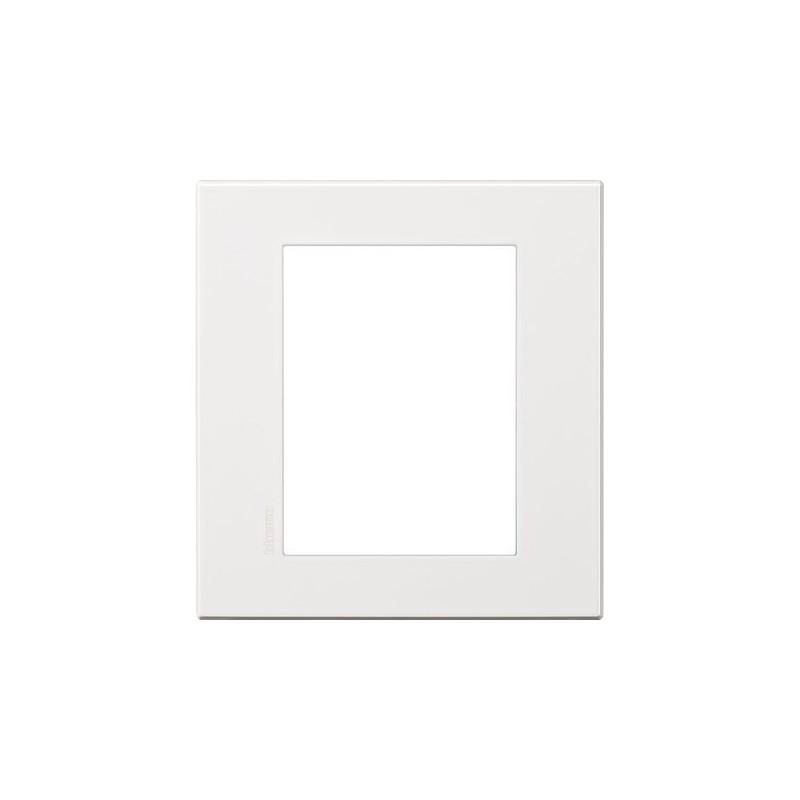 Placca Bianca Opale, serie axolute air ticino, codice HW4826AWN, Miglior Prezzo.